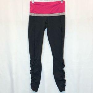 Lululemon black high waisted full length leggings